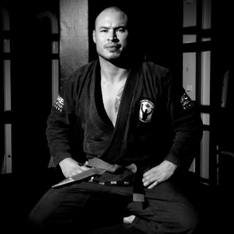 Mr. Emilio (Chino Ramirez), Brazilian Ju Jitsu Instructor