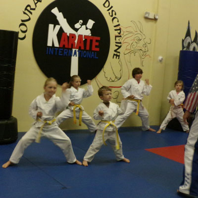 Kids Program at Karate International Windham, |*City Name*|