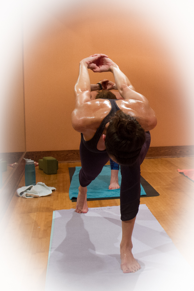 Hot Yoga Class Huntersville Nc