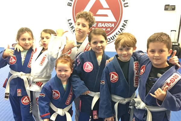 About Gracie Barra Lake Charles