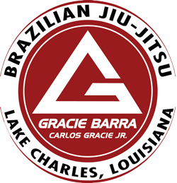Gracie Barra Lake Charles, LA Logo