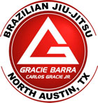 Gracie Barra North Austin Logo