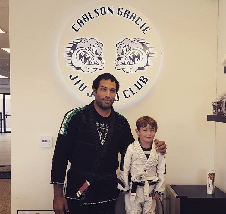 Carlson Gracie Children's Martial Arts