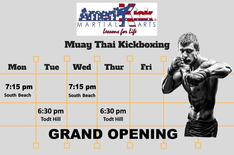 Staten Island Muay Thai