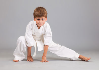 martial art program at Kaizen Martial Arts Center, Highland