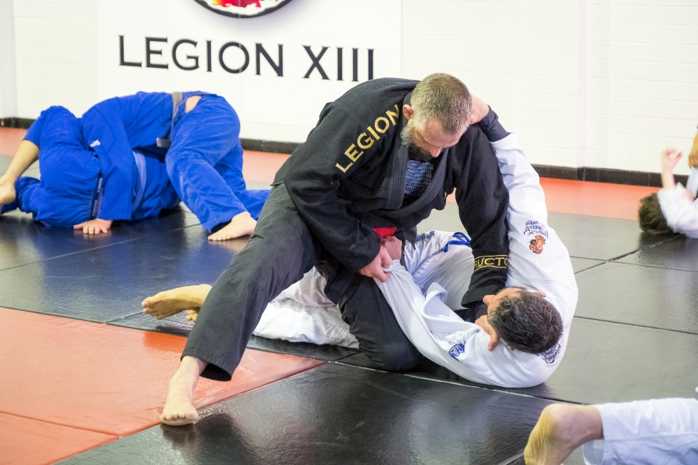 Brazilian Jiu-Jitsu classes in Perth