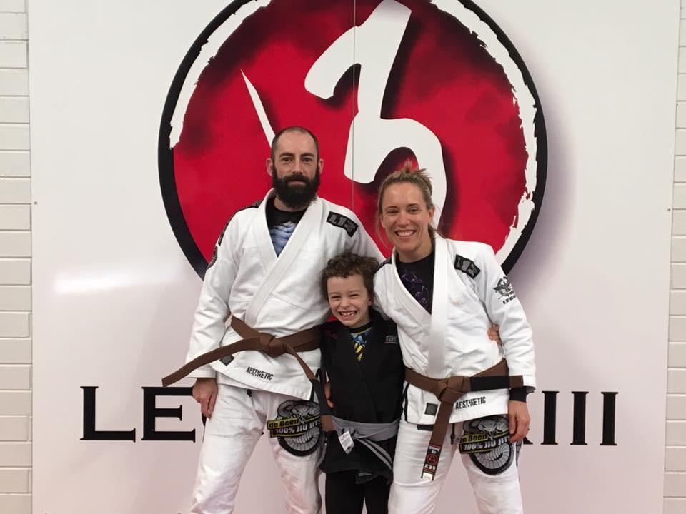 family Jiu-Jitsu classes in Perth