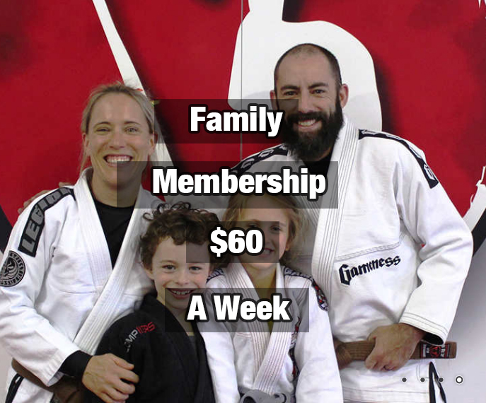 family Jiu-Jitsu classes in Perth