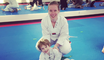 Family Martial Art Classes in South West Calgary