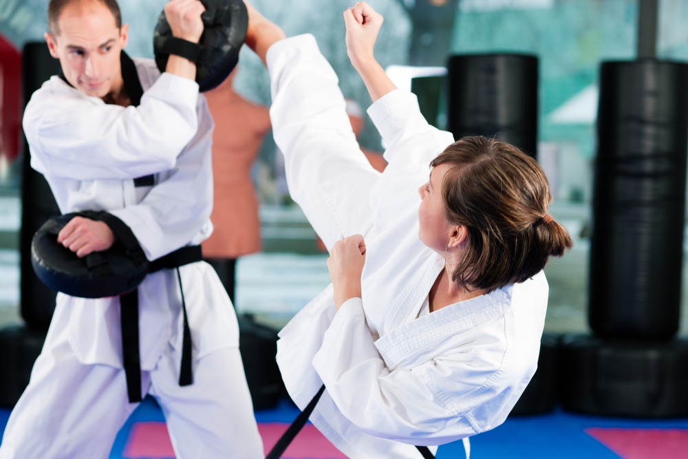 Adults Taekwondo Program at Jung's Taekwondo, Calgary
