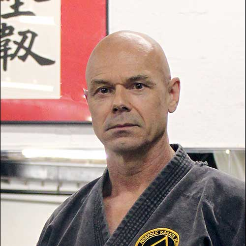 Bill Odom, instructor of Norfolk Karate Academy / Gracie Jiu-Jitsu Norfolk<br>, Norfolk, VA