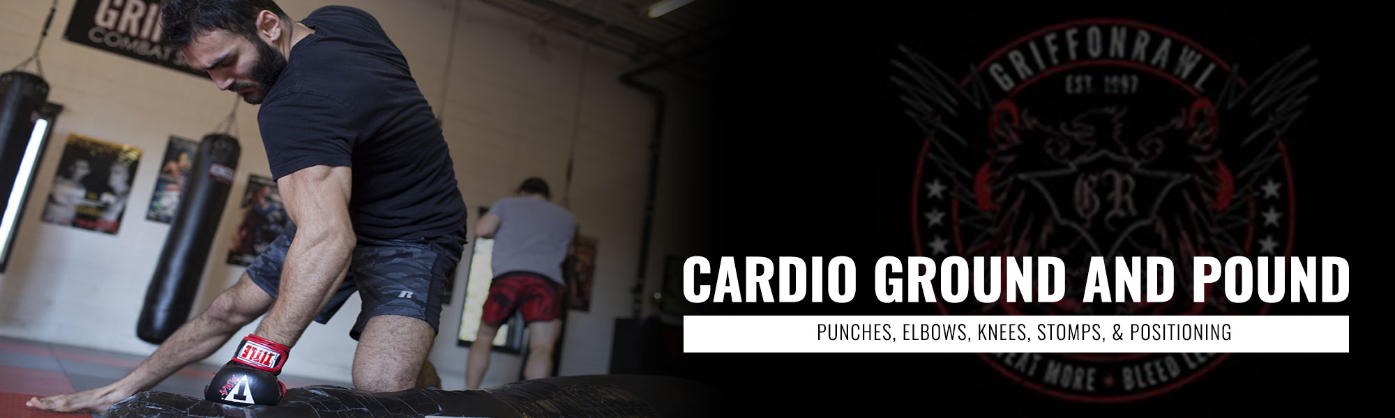 Cardio Ground and Pound