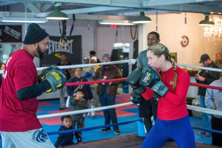 Houston amateur boxing