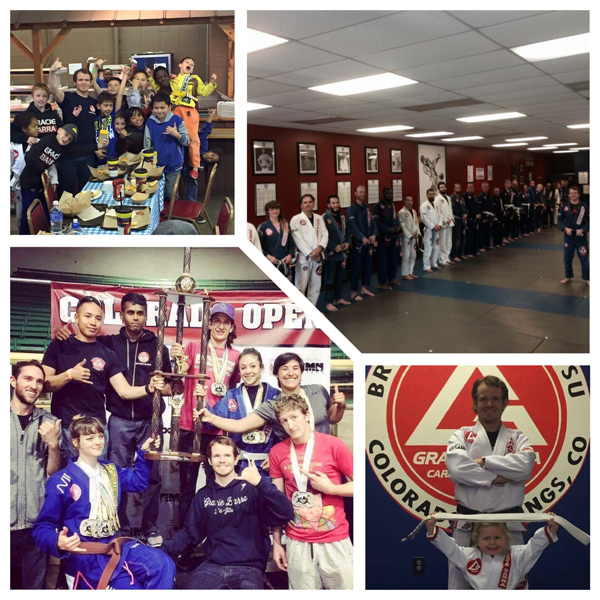 Colorado Springs Brazilian Jiu-Jitsu family