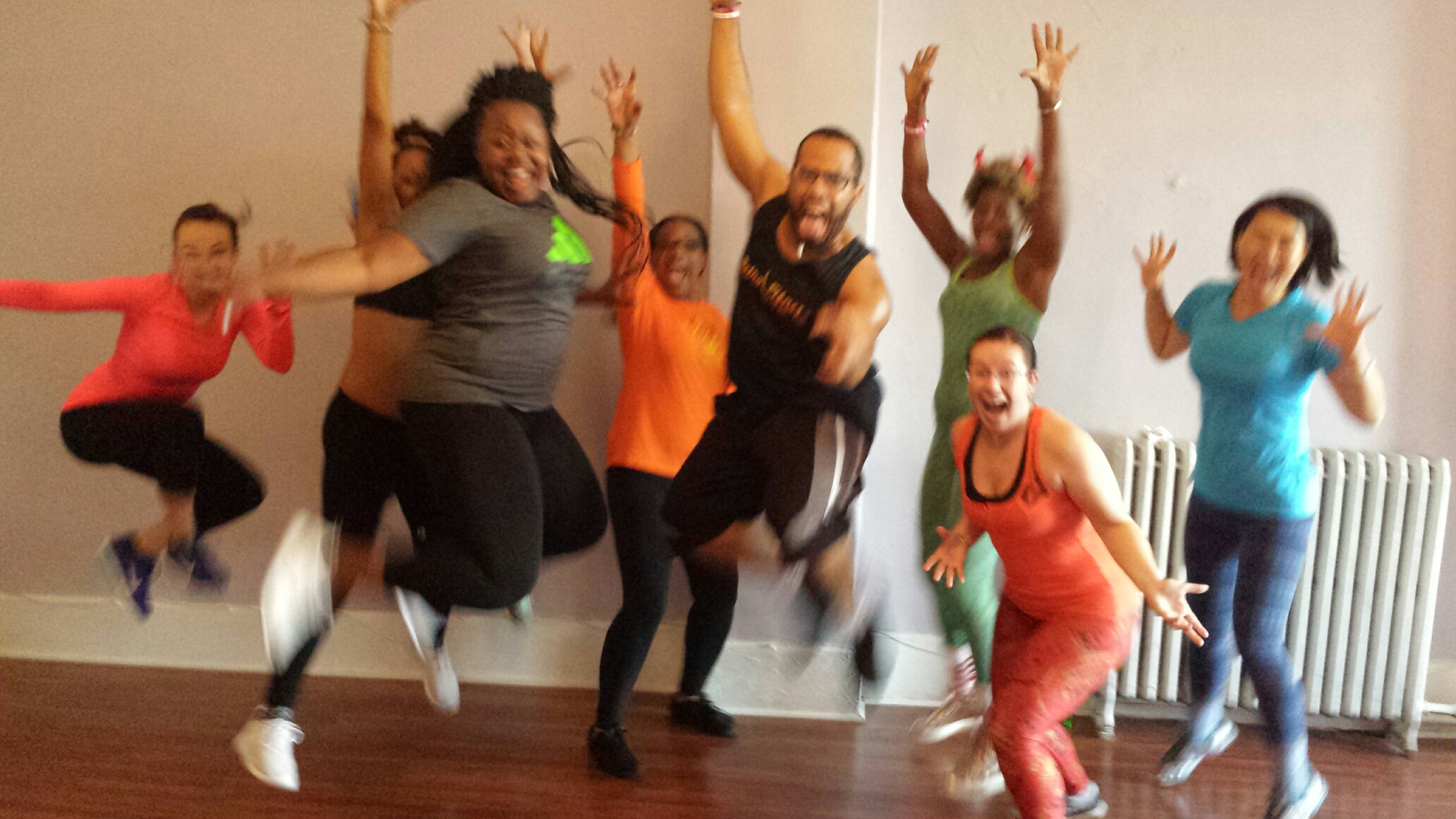 Our fun zumba classes in new rochelle