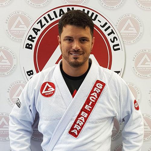Photo of Instructor Fabiano Carvalho