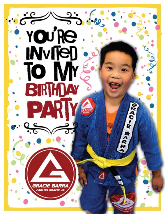 Martial Art Birthday Parties in Boca Raton