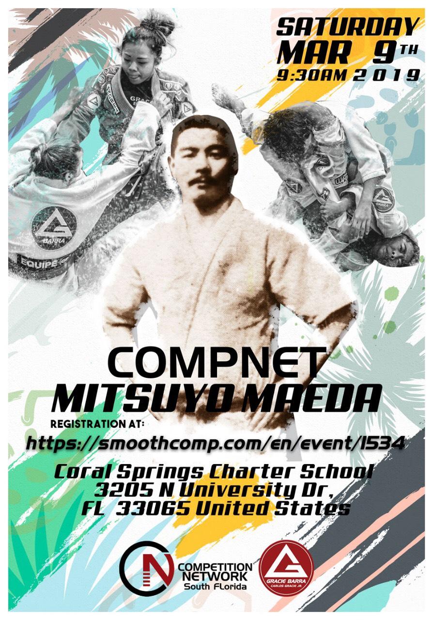 Compnet Mitsuyo Maeda