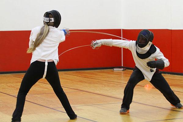 Historic Fencing | En Garde Fencing Santa Rosa