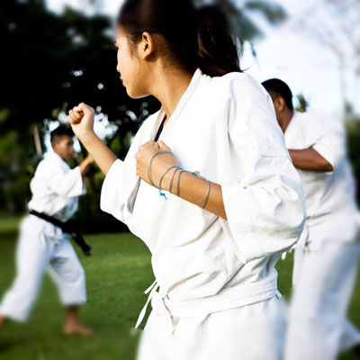 Teens Karate Program at Palm Beach Karate School, West Palm Beach, Florida