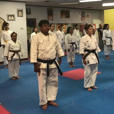 Adults Martial Arts Program at Palm Beach Karate School, West Palm Beach, Florida