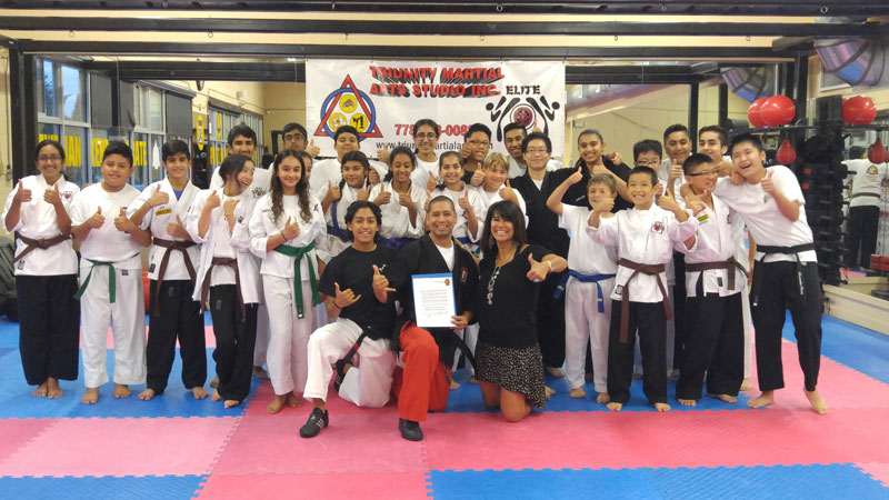 Elite Hawaiian Kenpo Karate in surrey