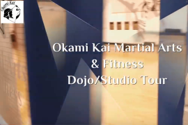martial art program at Okami Kai Martial Arts & Fitness, Uxbridge