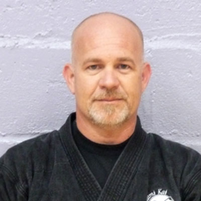 Sensei Wally Blacklock profile