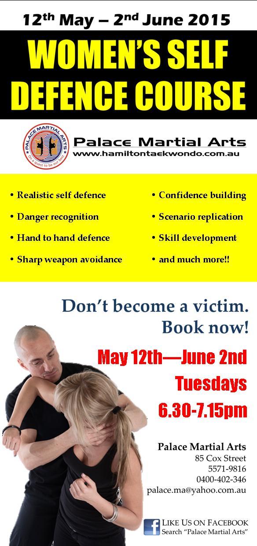 Self Defense | Palace Martial Arts