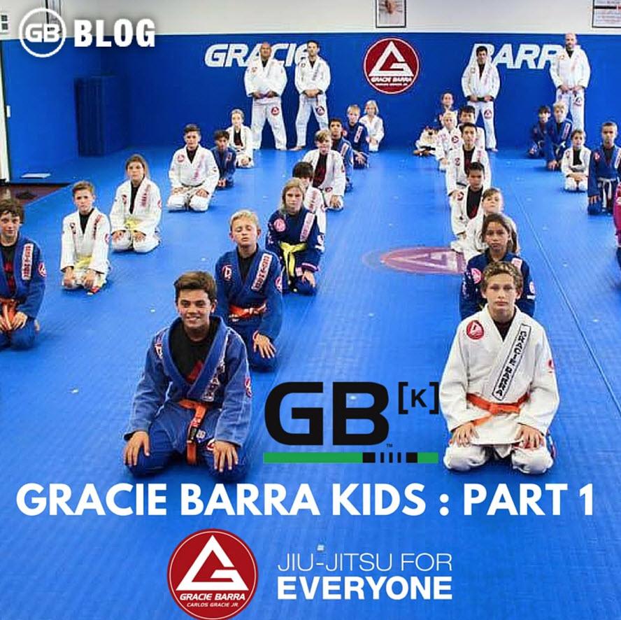 Gracie Barra Cedar park kid's jiu-jitsu program