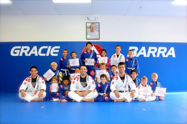 Why Kids Should Train Jiu-Jitsu at GB Cedar Park