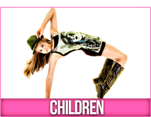 children hip hop dancers in new york