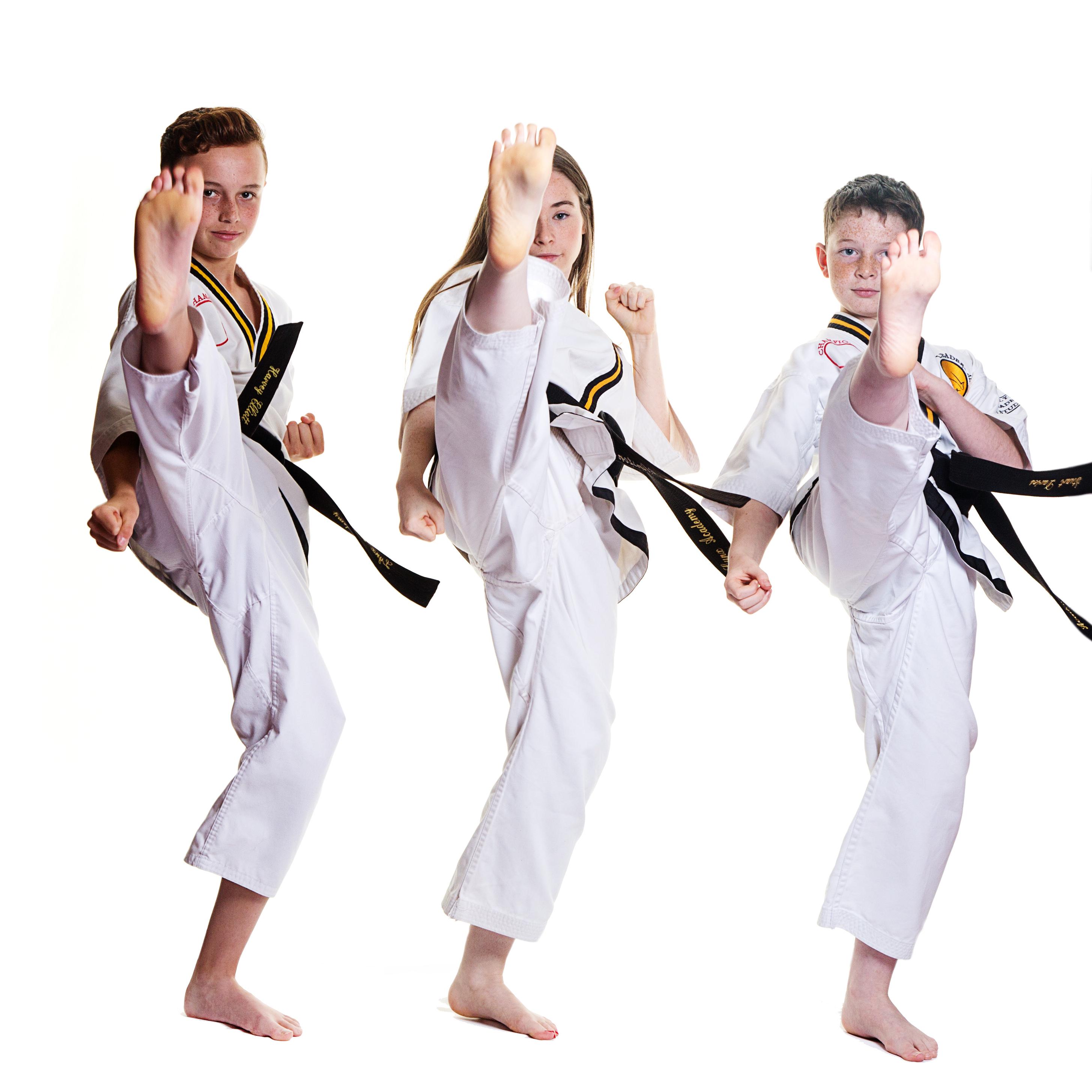 Children S Teens: Children Martial Arts Program Retford