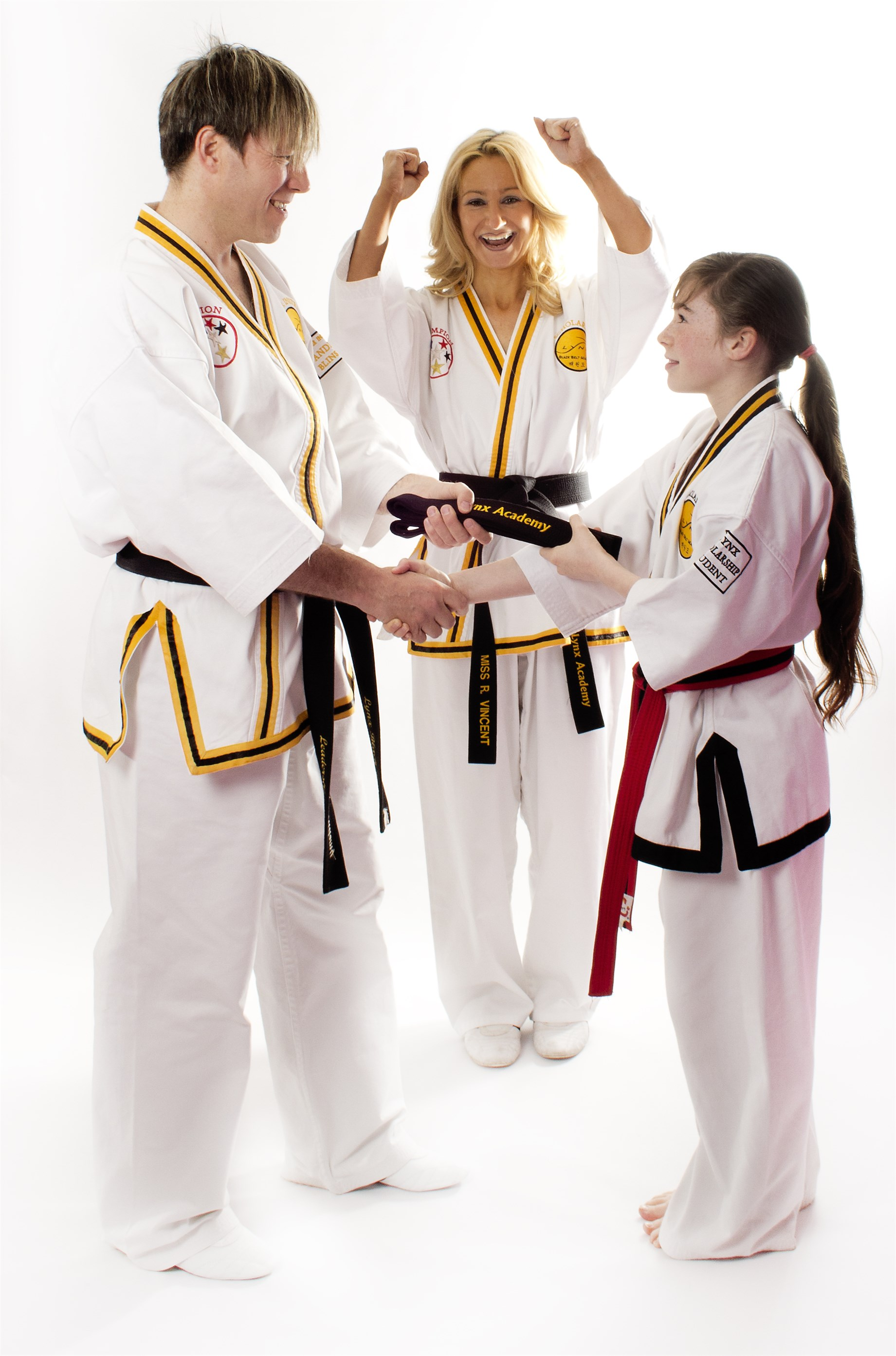 Family Program at Lynx Black Belt Leadership Academy, Retford