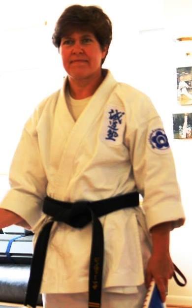 Instructors at Cayuga Lake Seido Karate
