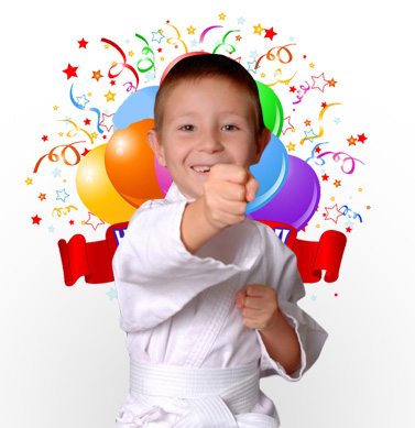 Let American Kenpo Karate Studio Host Your Next Birthday Party