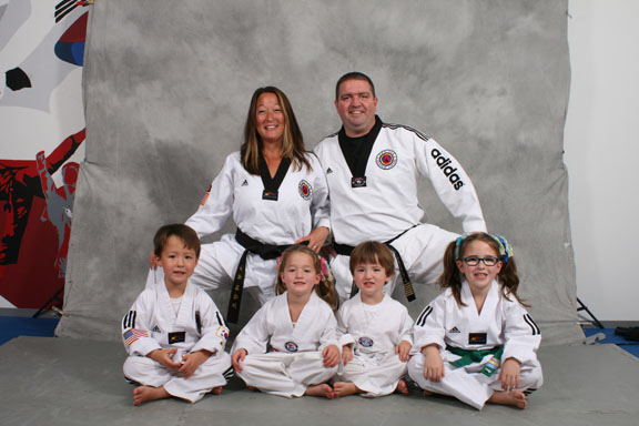 family martial art classes in franklin