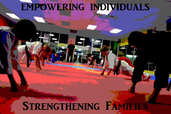 empowering individuals and strengthening families