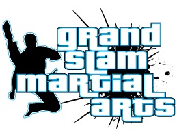 logo, grand slam martial arts, rustburg, va