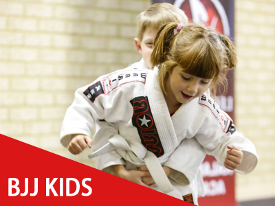 kids bjj in perth