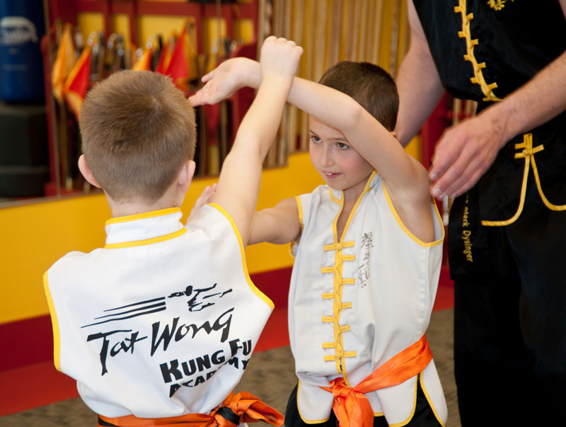 Kid's Martial Art Class in Middletown CT Training