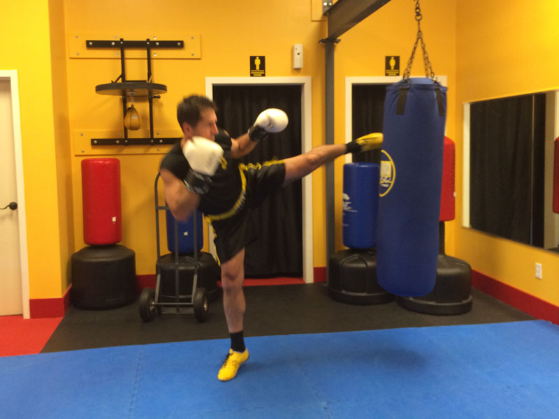 Kickboxing Classes in Middletown CT Training