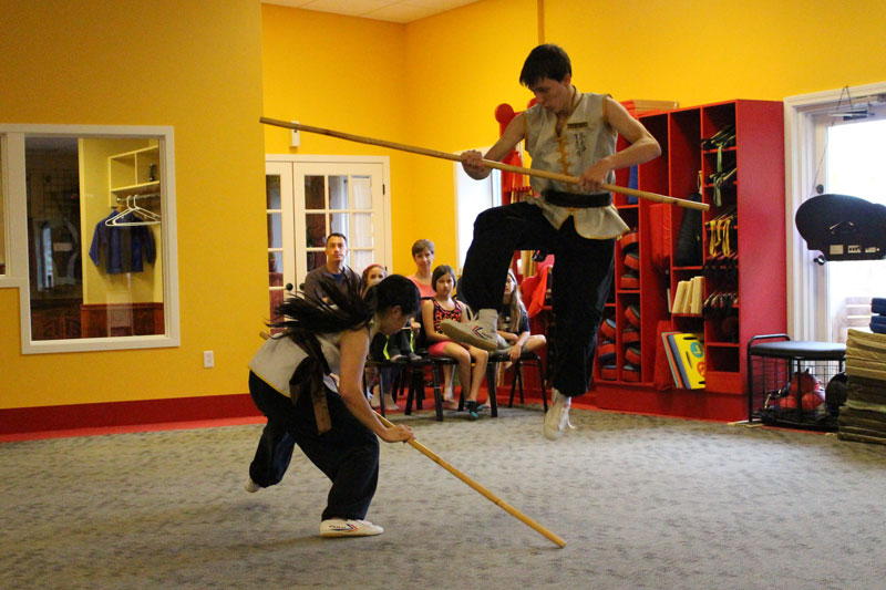 Teen & Adult Kung Fu in Middletown CT Training