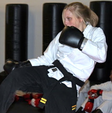 Aubrey Odom, instructor of Norfolk Karate Academy / Gracie Jiu-Jitsu Norfolk<br>, Norfolk, Virginia
