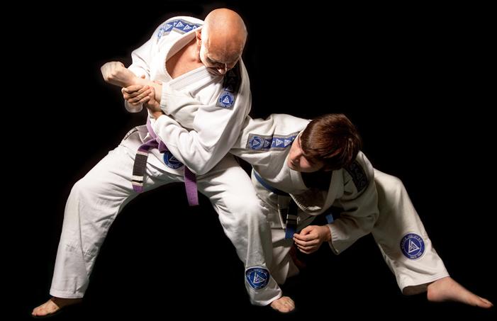 Gracie Jiu-jitsu | Norfolk, VA