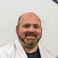 Brad Taylor, instructor of Norfolk Karate Academy / Gracie Jiu-Jitsu Norfolk, Norfolk, Virginia