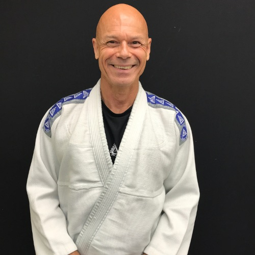 Bill Odom, instructor of Norfolk Karate Academy / Gracie Jiu-Jitsu Norfolk<br>, Norfolk, Virginia