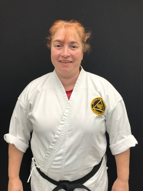 Jenn Taylor, instructor of Norfolk Karate Academy / Gracie Jiu-Jitsu Norfolk<br>, Norfolk, Virginia