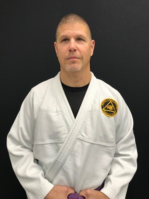 Mark Ammerman, instructor of Norfolk Karate Academy / Gracie Jiu-Jitsu Norfolk<br>, Norfolk, Virginia