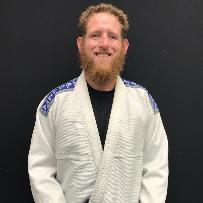 Mark Campbell, instructor of Norfolk Karate Academy / Gracie Jiu-Jitsu Norfolk<br>, Norfolk, Virginia